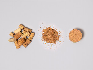 Cork stopper circularization