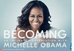 MICHELLE OBAMA'S BECOMING - 2,529 Views