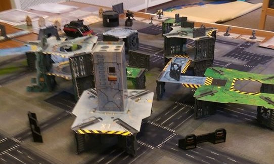 """Dundee Wargames """"Library"""" Club!"""
