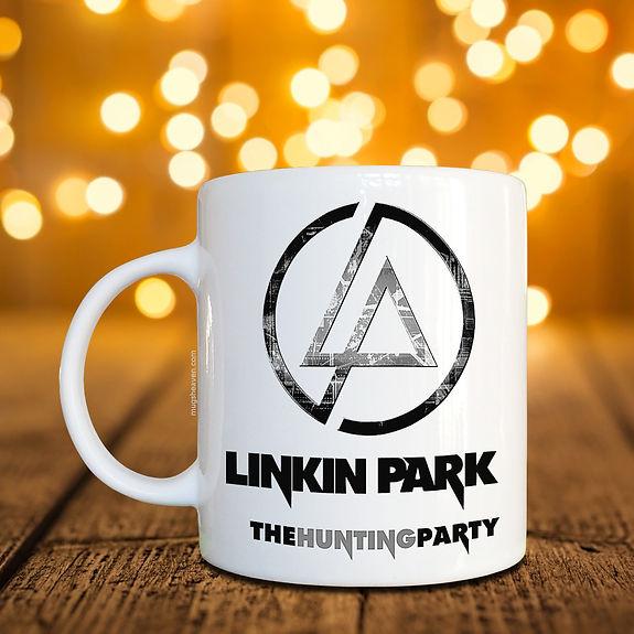 Linkin-Park-Mug-official merchandise - O