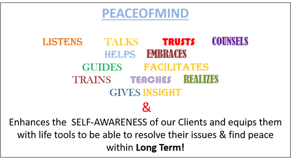 What Peaceofmind Offers in a Nutshell