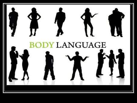 Role of Body Language or Non-Verbal Communication!