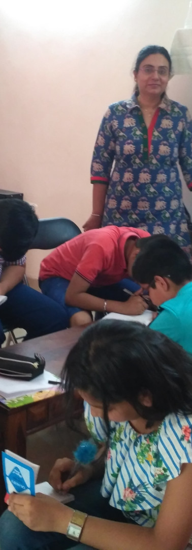 Activity on concentration