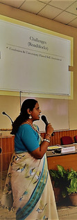 Addressing the Students 2