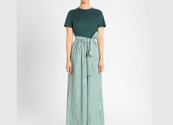 Weekend MaxMara  - Jersey and Cotton Poplin Jumpsuit