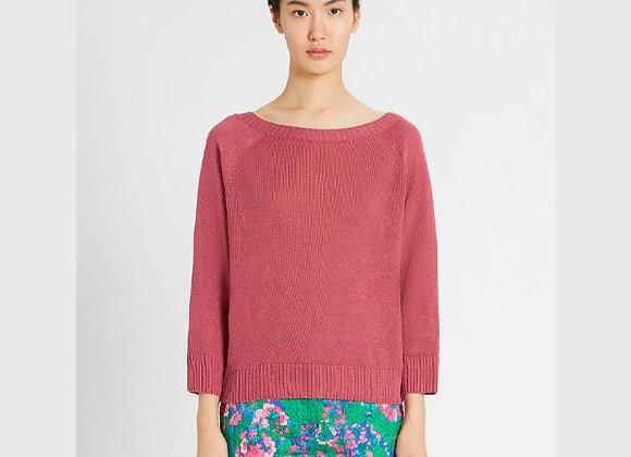 Weekend MaxMara  - Linen Cordonnet Pullover