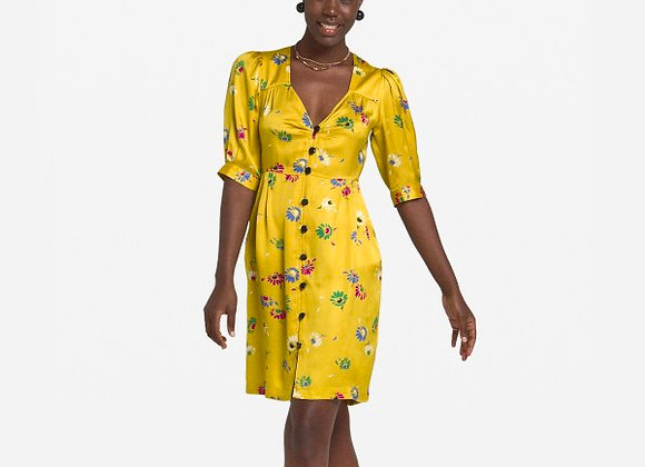 Ottod'ame – Printed Viscose Mini Dress
