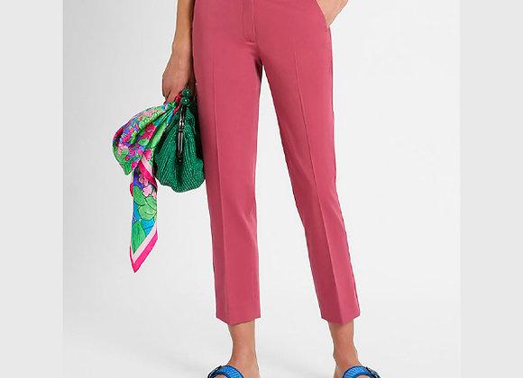 Weekend MaxMara  - Cotton Sateen Trousers