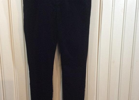 Black Velvet Jeans - Maria
