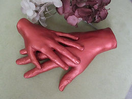 Stephanie's finished hand cast 2.jpg