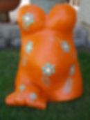 teal & orange mold with tush 1200 pixels