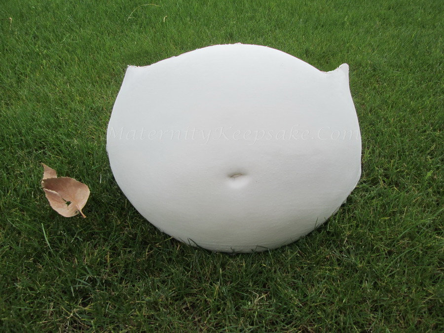 3D Belly Only Belly Cast