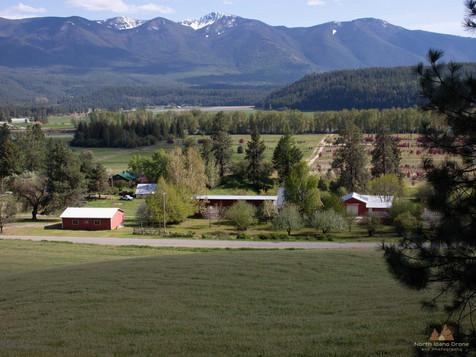 Mt Clifty, Moyie Springs, Idaho, USA