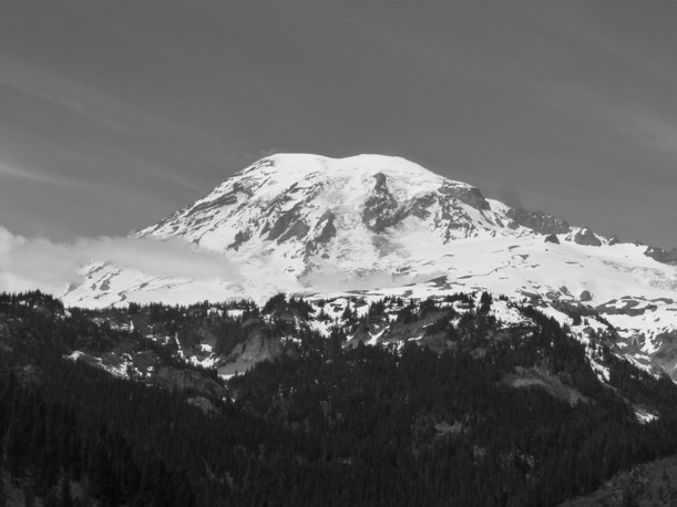 Mt Rainer, Washington, USA