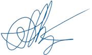 Факсимиле подпись в Троицке