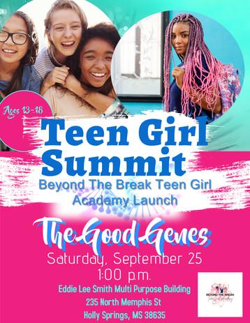 Teen Girl Academy
