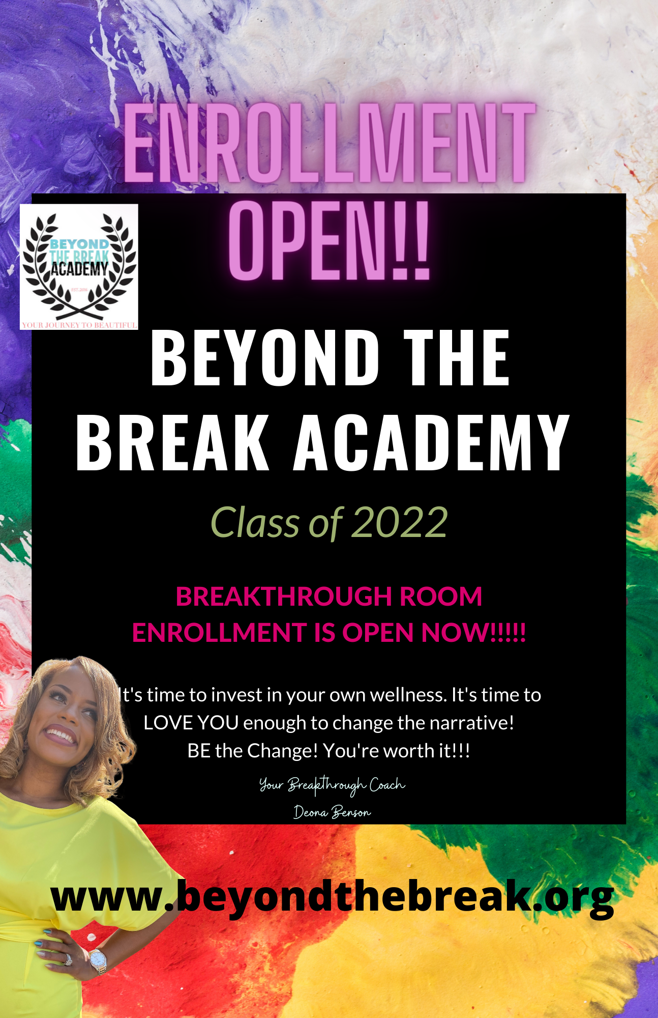 Breakthrough Room