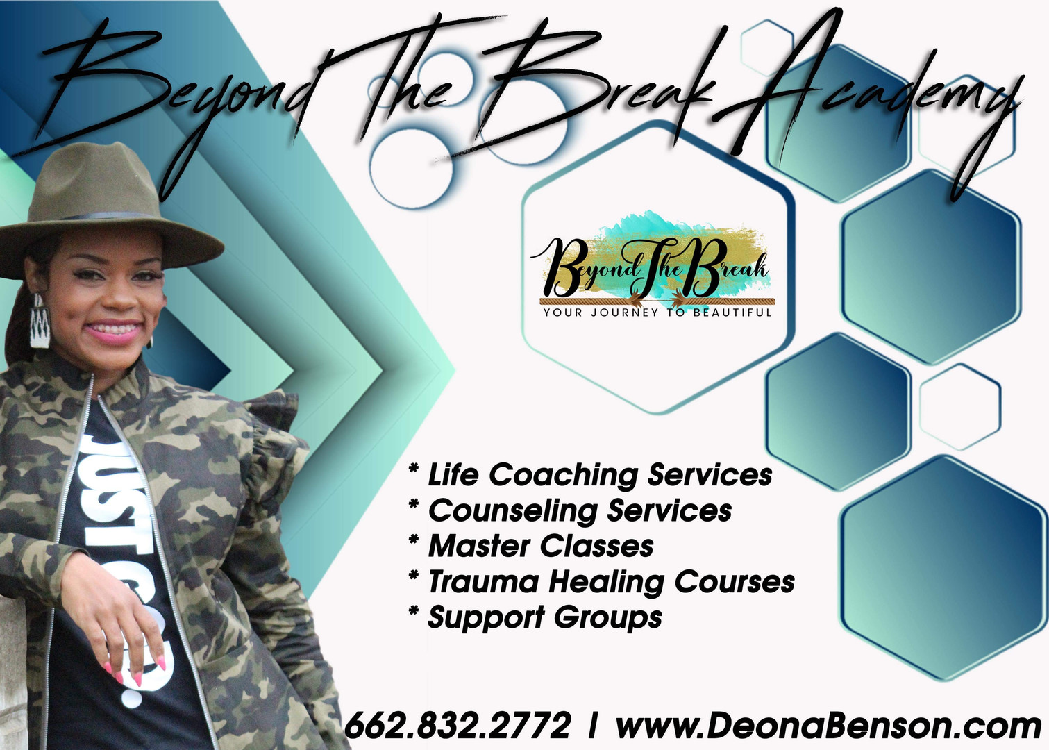Contact us today to book services