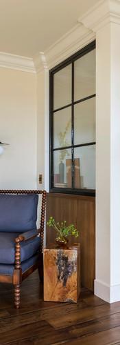 penthouse entryway foyer
