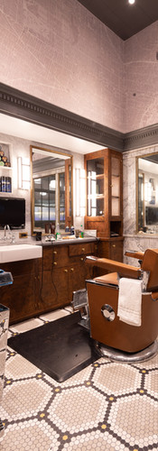 historic barber shop