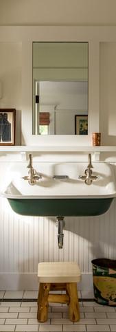 historic boy's bath