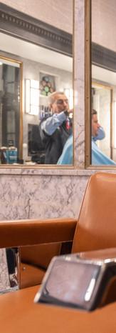 historic upscale barber shop