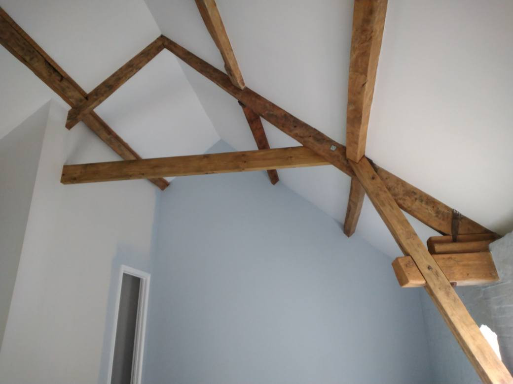 Listed Building Painter and Decorator Marchant Decorating Dorchester