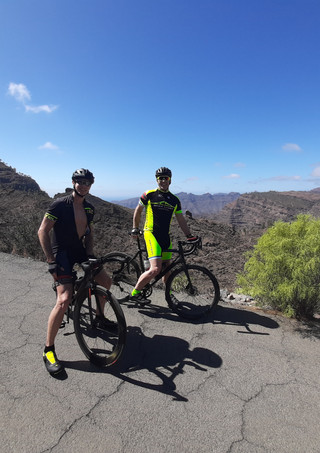 Velo Nirvana Cycling Training Gran Canar