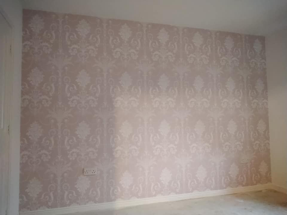 Wallpaper Painter and Decorator Marchant Decorating Dorchester