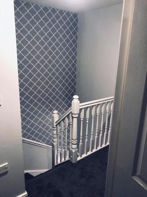 Wallpaper decorator marchant decorating