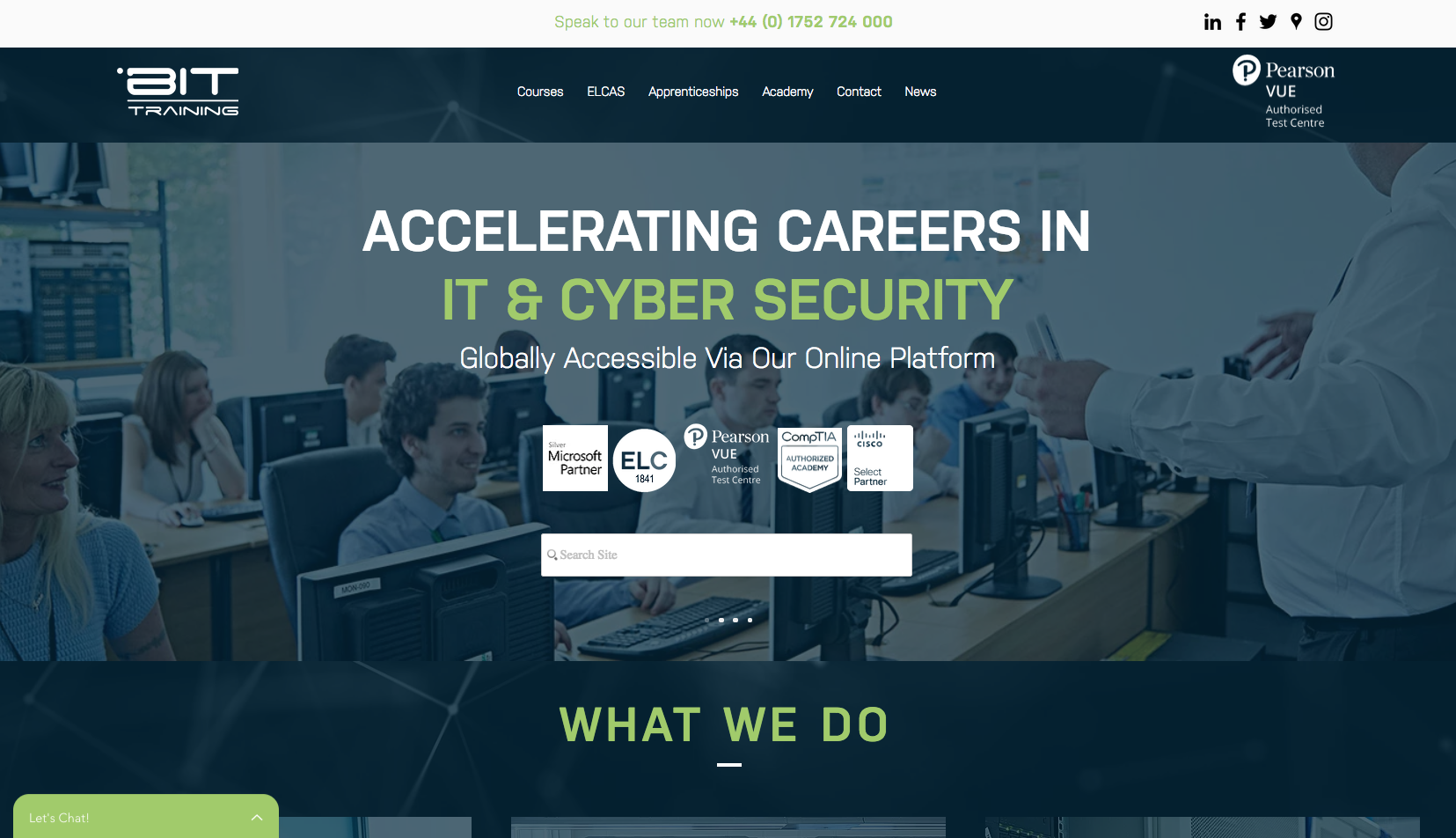 weCREATE IT Website Redesign Wix Expert