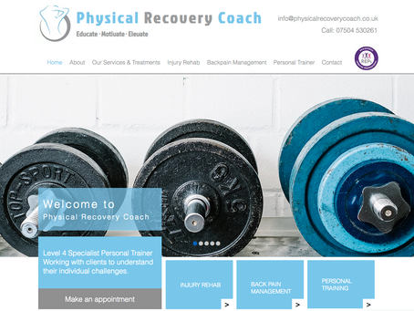 Could You Benefit From The Physical Recovery Coach?