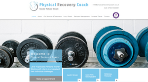 Physical Recovery Coach Weymouth Dorset