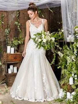 Amanda Wyatt Fishtail Gown