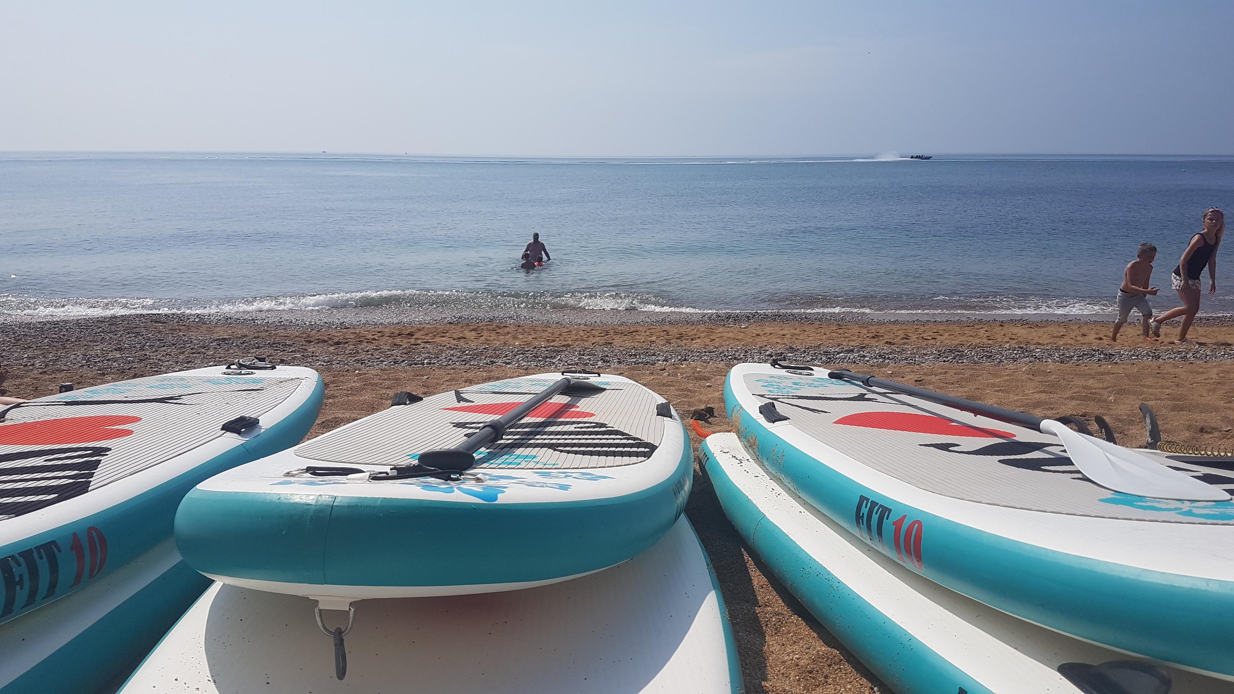 Paddle Board Beach Hire