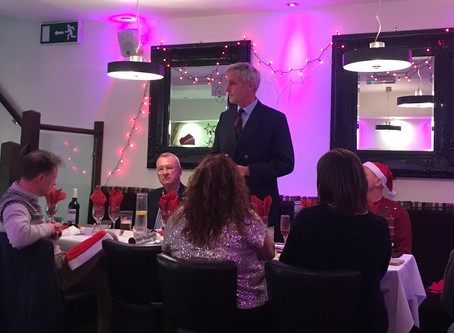 Weymouth & Portland Chamber of Commerce Christmas Lunch