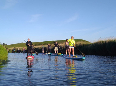 Standup River Paddle Boarding SUP West B