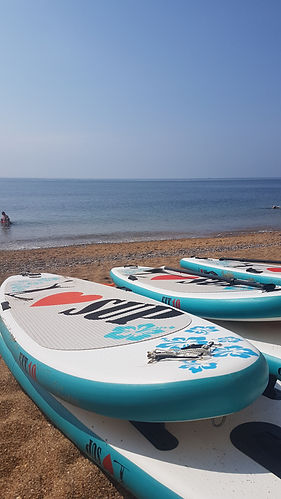 Standup Paddle Boarding SUP West Bay Dor