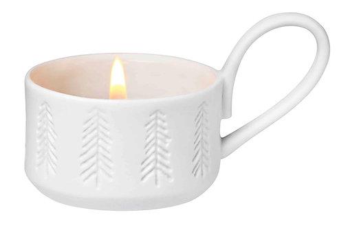 Little Light Fir Trees Candle Holder by Rader Design