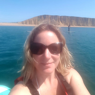 Sara Bennett Bay Paddle Boarding West Ba
