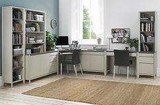 Oak Grey Bergen Bentley Designs Furnitur