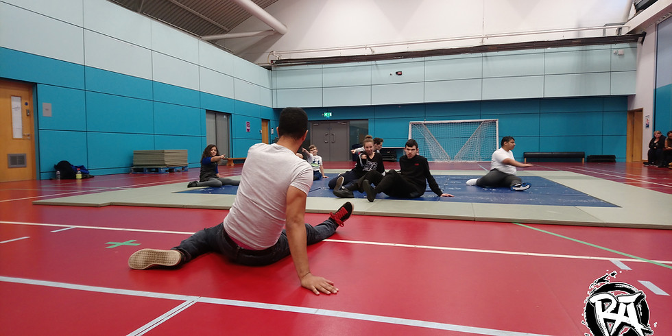 Injury Prevention Course - Sheffield