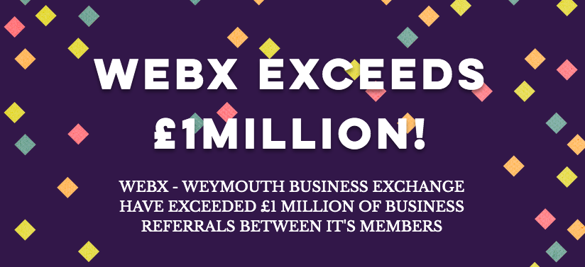 WEBX Weymouth Business Exchange Networking Dorset