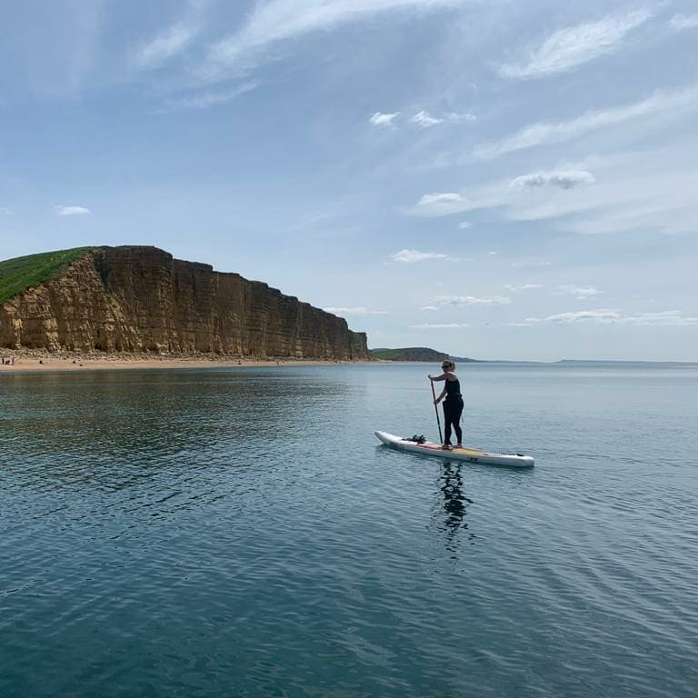 121 Paddle Boarding Lesson