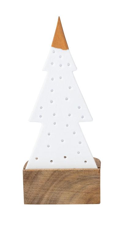 Porcelain Light Object Tree by Rader Designs