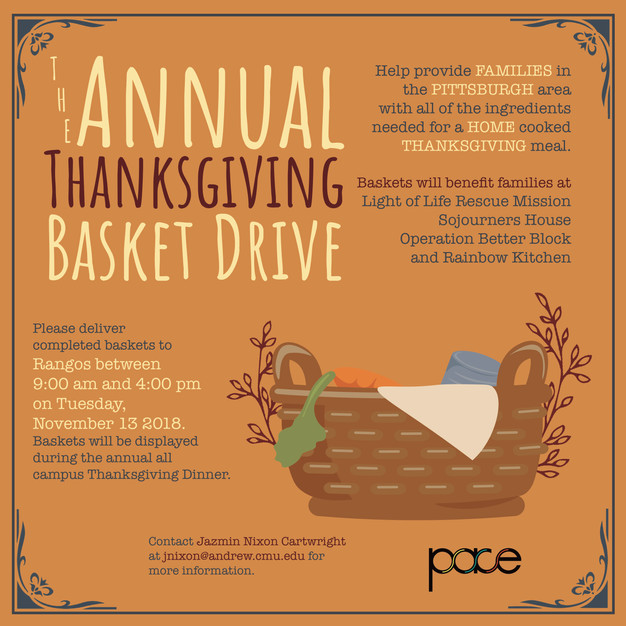 Thanksgiving Drive Poster