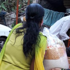 Emergency Food Aid in Mumbai: COVID-19 Response