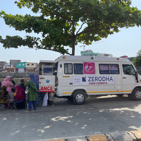 Mobile Health Clinic in Mumbai: COVID-19 Response