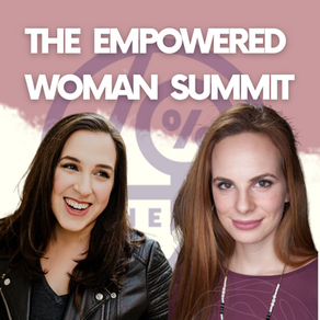 Erin Zaikis on The Empowered Woman Summit