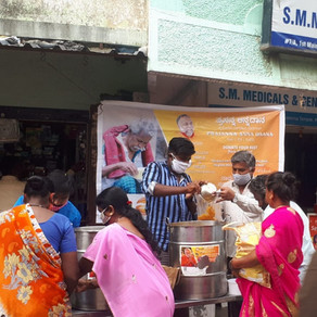 Emergency Food Aid in Bangalore: COVID-19 response